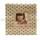 4*6'' 200 fotos Álbum de fotos de la cubierta de papel con ventana