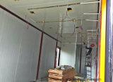 Stahlrahmen-modulares Behälter-Landhaus mit Luxuxdekoration