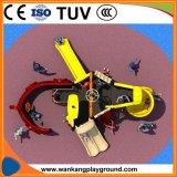 Bateau de pirate extérieur de cour de jeu d'amusement d'enfants (WK-A71008M)
