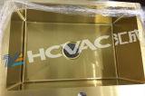 Equipamento Titanium do revestimento de vácuo do Faucet de água/nitreto PVD de Brassware