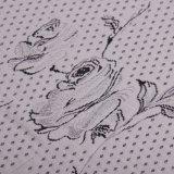 자카드 직물 패턴을%s 가진 매트리스 그리고 베개를 위한 덮개 직물을 집으로 뜨개질을 하기