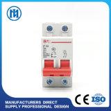 Mini corta-circuito del fabricante Dz47 1p 63A, corta-circuito del carril MCB del estruendo del voltaje de la sobrecarga