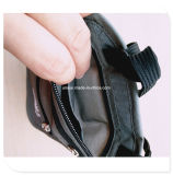 Мешок шеи бумажника перемещения устроителя держателя пасспорта с RFID