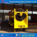 Machine de concentré de minerai d'or de séparateur de densité