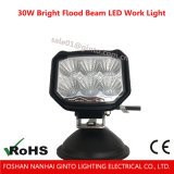 30W de luz LED de trabajo para el Offroad Jeep 4X4 Carretilla (GT2012-30W)