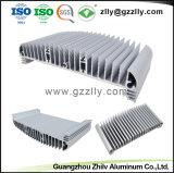 LED industriels aluminium extrudé pour dissipateur de chaleur avec la norme ISO9001