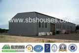 Entrepôt de construction de structure métallique de construction préfabriquée