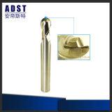 HSS 4 рифлит резец 45 градусов алюминиевый филируя