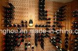 Vino шкафа вина металла установленный стеной алюминиевый прикалывает шпеньки вина