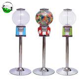 キャンデーか弾力がある球またはGumballの硬貨の自動販売機