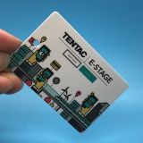 Excelente desempenho 860-960MHz Smart Tag UHF RFID para o varejo