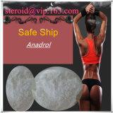 Trasporto sicuro grezzo naturale 100% di Oxymetholoneoxy Anadrol Nastenon di vendita