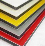 Hoja de ACP Panel Compuesto de Aluminio panel sándwich para decoración