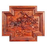 マルチヘッド木工業の彫版機械