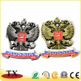 Russia Tourist Stickers Moscow Memory Metal Magnet Fridge