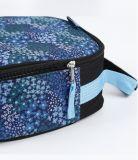 卸し売りオックスフォードの布の印刷は学校給食ボックス袋をからかう