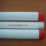 Rohr des Heißwasser-Zubehör-PPR in der weißen Farbe