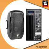 15 Zoll PROaktiver Plastiklautsprecher PS-4015fbt USB-200W Ableiter-FM Bluetooth EQ