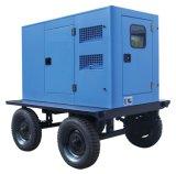 Diesel van de Verkoop van China Hete Generator van het Type van Aanhangwagen met Beroemde Alternator en Motor
