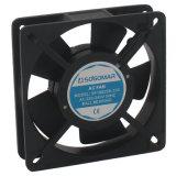 Sf10825 охлаждения вентиляционные пластиковые лопасти осевых вентиляторов переменного тока