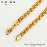 Браслет 75272 женщин ювелирных изделий способа Xuping, шикарный браслет, браслет золота 24K покрынный цветом