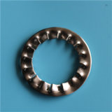 DIN6798J-M12 dentelée interne en acier inoxydable de la rondelle de blocage
