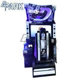 De binnen het Rennen van de Arcade van de Simulator van de Motie Aanvankelijke D8 Machine van het Spel