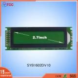 Karakter 1602 LCD LCD van de MAÏSKOLF van de Vertoning Module 16*02 16*2 LCD 2.7 '' van 2.7 Duim 16X2