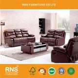 Presidenza di cuoio comoda del sofà del Recliner 676