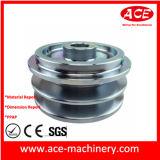 Usinage en aluminium de précision d'OEM de matériel