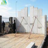 El panel de pared externo del emparedado resistente al fuego del EPS para el área del golfo