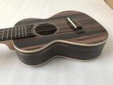 Ukulele Gu-208 гитары перемещения тела 6-String чёрного дерева Java конструкции Aiersi новый