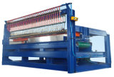 Machine de découpage de brique pour la production automatique allumée de brique