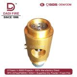 Système remplissant d'extincteur de la suppression des incendies du gaz FM200 70L90L120L Hfc-227ea