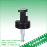 Pompe vert clair populaire chinoise de shampooing avec le clip