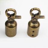Vente à chaud en acier inoxydable pivotant Pet mousqueton pour sac de la chaîne d'accessoires (BL3503)