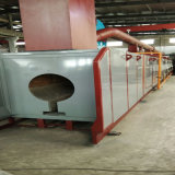 Chaîne de production entière de cylindre de gaz de LPG four de gaz d'équipements industriels de corps