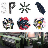 広州の卸し売りカスタム高品質の工場衣類によって編まれるラベル