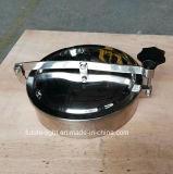 食品等級のステンレス鋼タンクマンホールカバー(圧力タイプ)
