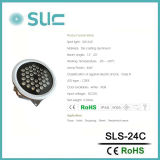 RGB de 36W Foco LED impermeable