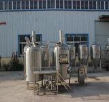 Cerveza que hace la máquina/las cervecerías interiores e industriales para los Pubs, restaurantes
