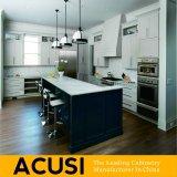 A fábrica de venda por grosso de madeira maciça de madeira de boa qualidade armário de cozinha (SCA2-W25)