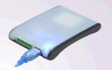 Leitor novo do Desktop da freqüência ultraelevada RFID do USB da chegada D-10X RS-232