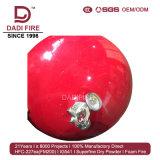 Het hangen van het Automatische Systeem FM200 van de Afschaffing van de Brand van het Brandblusapparaat van het Gas