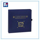 Rectángulo electrónico de encargo del producto del papel especial con el cajón de la maneta