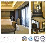 Meubles classieux d'hôtel pour la chambre à coucher de suite avec la garde-robe (YB-New6)