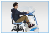 Exercitador do corpo superior e mais baixo de equipamento médico da reabilitação inteligente