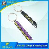 preço de fábrica OEM Chaveiro de borracha de plástico de PVC personalizadas para a empresa de promoção/Loja (KC-P57)