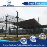 Alta qualidade de produção leiteira estruturais de aço Prefabricatied derramado com tamanho personalizado