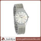 Der Form-Dame-Armbanduhr Art-Uhr Legierungs-der Uhr-N Ew